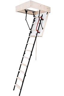FAKRO Bodentreppe LMK mit Metallleiter 60 x 120 x 280