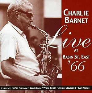Charlie Barnet - Live at Basin Street East