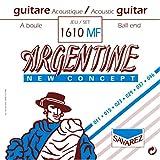 Argentine 1610MF - Jeu de cordes à boule guitare Manouche - tirant 11-46