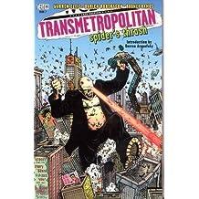 Transmetropolitan VOL 07: Spider's Thrash by Warren Ellis (2002-11-01)
