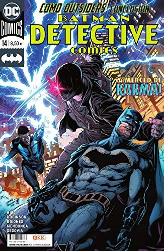 Batman: Detective Comics núm. 14 por James Robinson