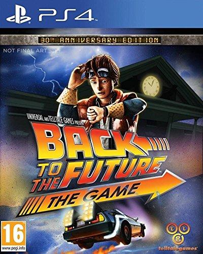 Retour vers le futur - édition 30ème anniversaire PS4