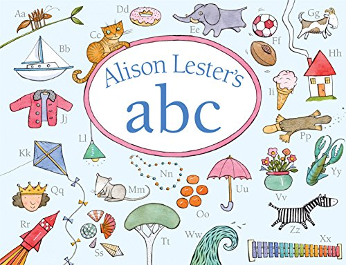 Alison Lester's ABC por Alison Lester