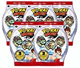 Yokai watch - Lot de 5 sachets mystères Yo-kai watch série 2 - Set of 5 Bling bag séries 2 Yokai watch - by channeltoys
