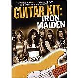 hal leonard dvd guitar kit iron maiden m?thode et p?dagogie guitare guitare ?lectrique