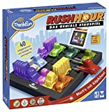 Ravensburger 76301 ThinkFun Rush Hour Spiel-Smart Game