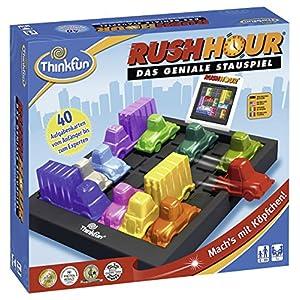 61W7aboXLxL. SS300  - ThinkFun 76301 - Rush Hour - Das geniale Stauspiel