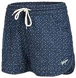 Trespass Damen Cilla Shorts, White Polka Dot Print, L