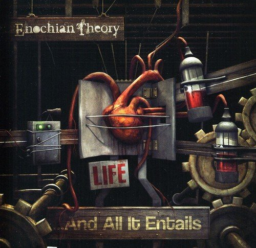 Enochian Theory: Life...and All It Entails (Audio CD)