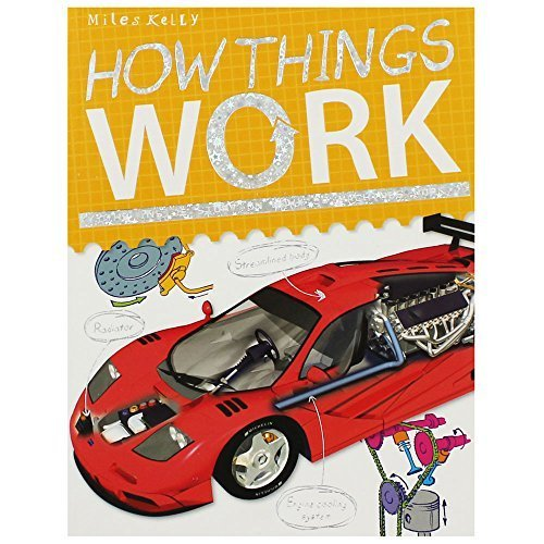 How Things Work by Steve Parker (2014-09-01)