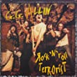 Rock'n'roll terrorist [Explicit]