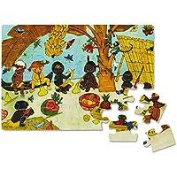Pippi Langstrumpf - Puzzle Pippi Calzaslargas de 30 piezas [Importado de Alemania]