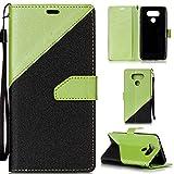 Ooboom® LG V20 Hülle Handy Tasche Flip Cover PU Leder