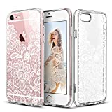 iPhone 6 / 6S Hülle (4,7 Zoll), ESR® Weiche TPU Rahmen mit Hartem PC Rückdeckel Schutzhülle Bumper Case Hülle für iPhone 6/6s (Manjusaka)