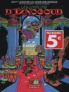 """Afficher """"Les aventures du grand vizir Iznogoud n° 2 Les complots d'Iznogoud"""""""
