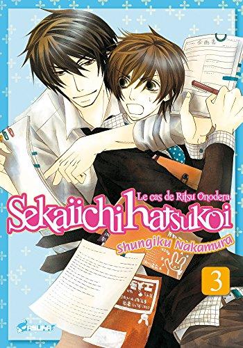 Sekaiichi Hatsukoi Vol.3 par NAKAMURA Shungiku