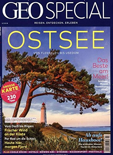 GEO Special / GEO Special 03/2018 - Ostsee