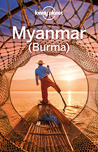 Lonely Planet Myanmar (Burma) (Travel Guide)