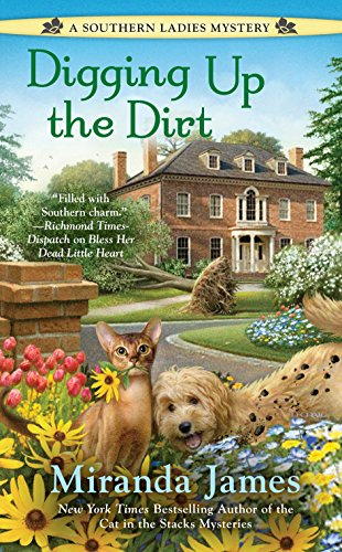 Digging Up the Dirt: A Southern Ladies Mystery Cover Image