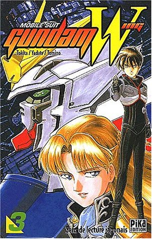 Mobile Suit Gundam Wing Edition simple Tome 3