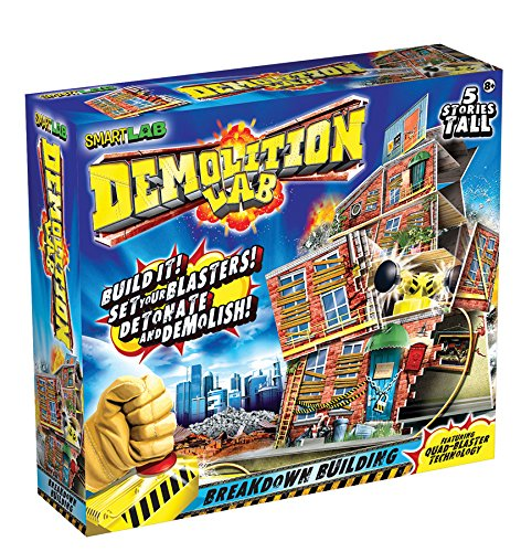 tion Lab: Breakdown Building (Demolition Lab)