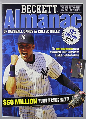 Beckett Almanac of Baseball Cards & Collectibles 2014 (Beckett Almanac of Baseball Cards and Collectibles) por Beckett Media
