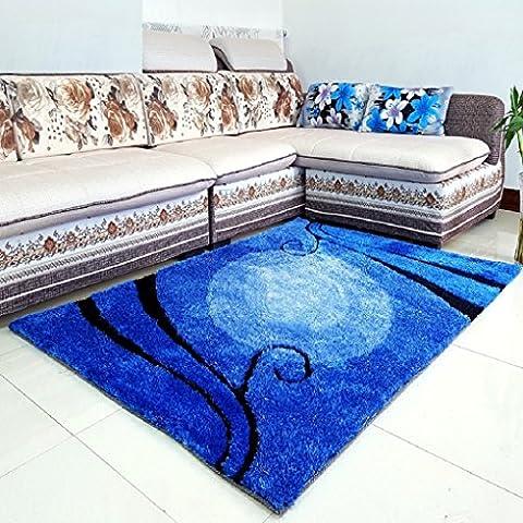 exclusivo salón del sofá del dormitorio colchón mesa de centro moderna mediterránea gradiente de moda minimalista alfombra