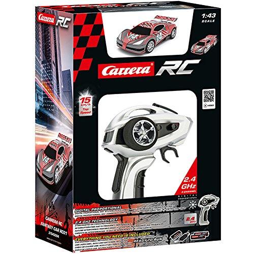 Carrera RC 37043004 - Modellini in Scala Fantasy Car Rc01, Auto con Radiocomando, 2.4 GHz