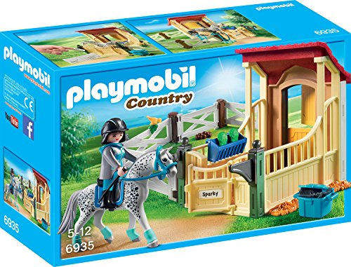 "PLAYMOBIL 6935 - Pferdebox ""Appaloosa"" 2017"