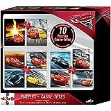 Disney Pixar Cars Movie 3 - Ten Puzzle Set