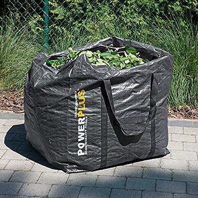Garten Abfallsack Laubsack Schwerlast Gewebetasche 270 Liter von VARO bei Du und dein Garten