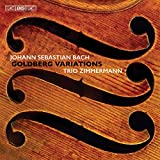 J.S. Bach: Goldberg Variations, BWV 988 (Arr. Trio Zimmermann for Violin, Viola & Cello)