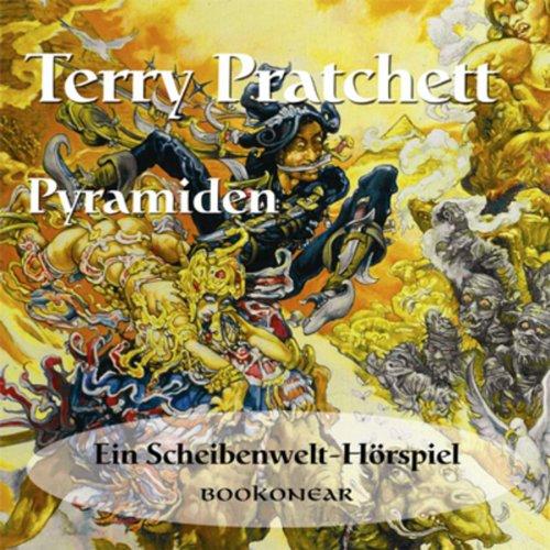 Buchseite und Rezensionen zu 'Pyramiden' von Terry Pratchett