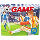 Trend 8064 - Create your Football Game Malbuch