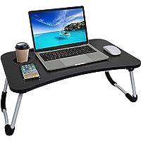 Table pour ordinateur portable, petit déjeuner, plateau de service, support pour ordinateur portable, table de lit…