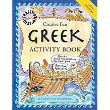 Greek Activity Book (Crafty History) (Crafty History S.)