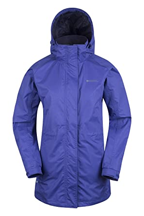 Mountain Warehouse Omega Womens Lightweight Waterproof Jacket ...