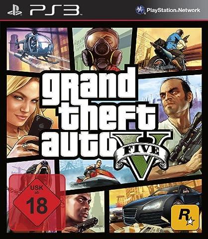 Grand Theft Auto V - [PlayStation