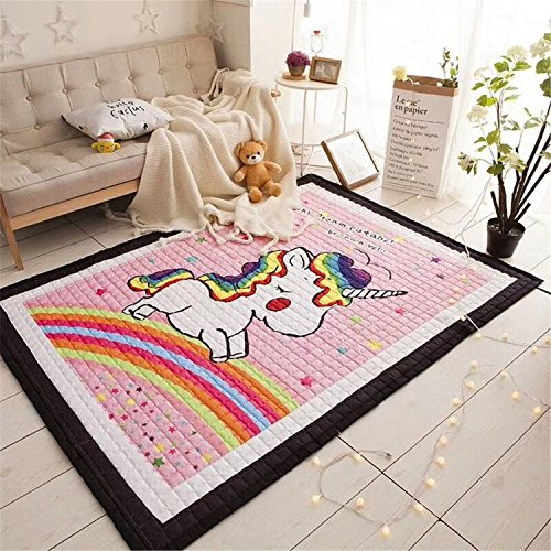 Crazy lin Super Large Baby Kids Alfombras