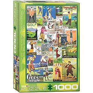 Eurographics 6000-0933 - Puzzle (1000 Piezas), diseño de Golf