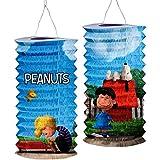 El Peanuts - Niños Lampion Linterna Snoopy, Charlie & Lucy