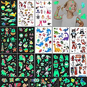 Tatuajes Temporales Niños Pegatinas 240