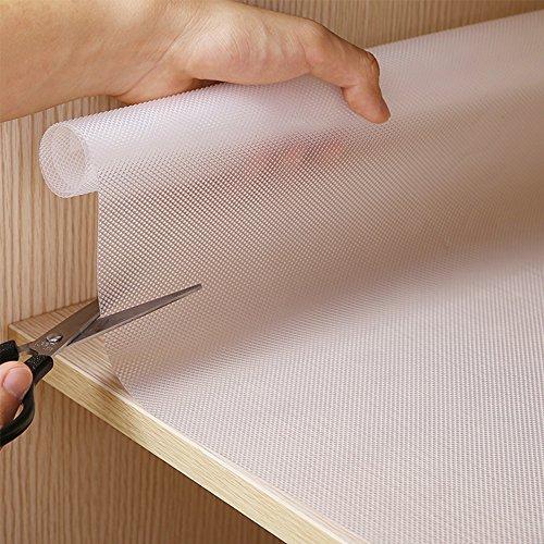 2 pezzi jtdeal cassetto inserto tappetino antiscivolo - Tappetini antiscivolo per cassetti ikea ...