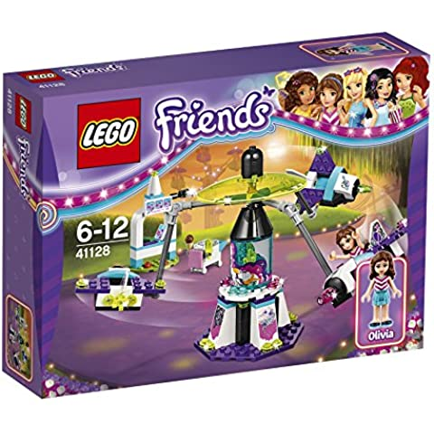 LEGO Friends 41128 - Set Costruzioni Giostra