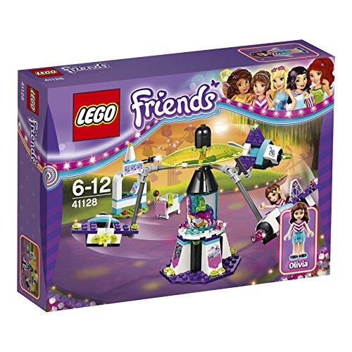 LEGO Friends 41128 - Raketen-Karussell, Spielzeug für Jungen und Mädchen (Heben Wie Mädchen Ein Sie)
