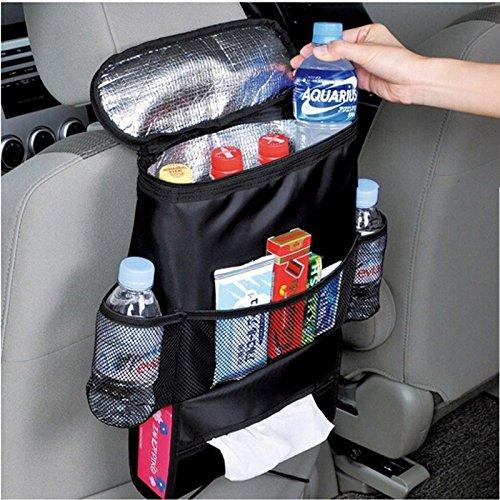 EQLEF® Auto sedile posteriore Cestino Boot supporto dell