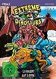 DVD Cover 'Extreme Dinosaurs, Vol. 1  / Die ersten 13 Folgen der Kultserie (Pidax Animation) [2 DVDs]