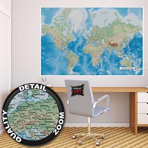 poster-mapa-mundial-imagen-mural-decoracion-proyecction-miller-mapa-globo-mundial-la-tierra-geografi