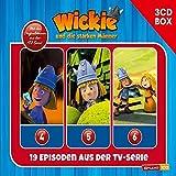 3-CD Hrspielbox zur Neuen TV-Serie (Cgi) Vol.2
