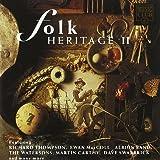 """Afficher """"Folk Heritage II (16 titres)"""""""